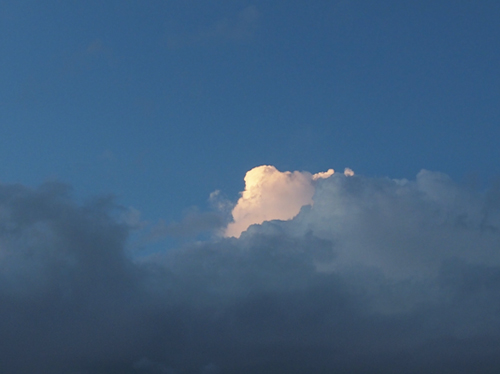 空-梅雨と夏と