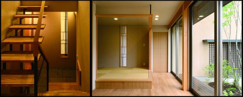 T2H和室土間